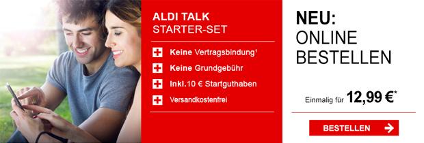 ALDI TALK Starterset