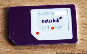 netzclub karte netzclub im Test   meine Erfahrung mit Freikarte