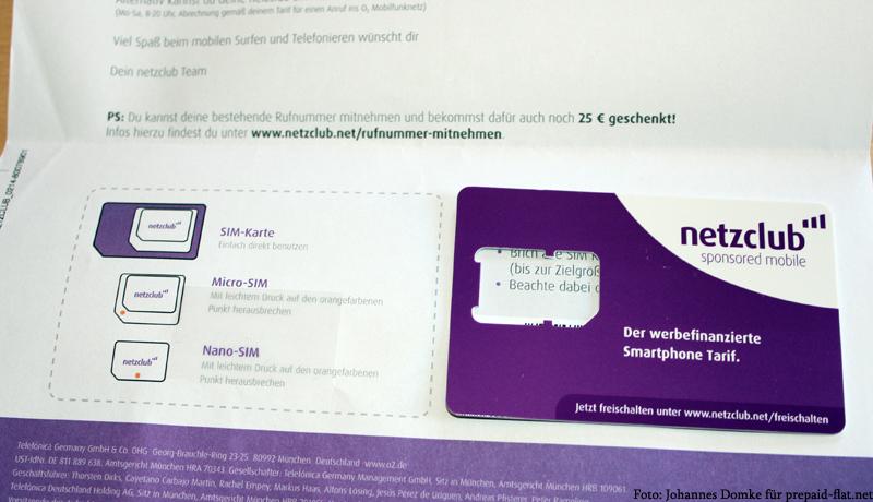Brief von netzclub 2