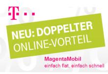 Telekom 10 % Rabatt auf MagentaMobil-Tarife
