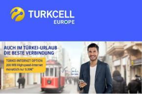 Turkcell: Neue Daten-Optionen für die Verwendung in der Türkei