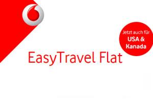 Vodafone EasyTravel