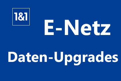 1&1 Daten-Upgrades