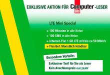 smartmobil.de LTE Mini Special