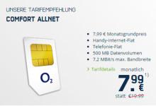 mobilcom-debitel o2 Comfort Allnet