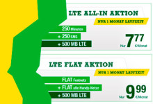 Smartmobil LTE Flat Aktion