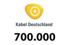 Kabel Deutschland - 700000