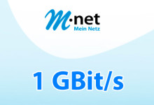 M-net 1 GBit/s