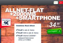 madeo allnet-flat inkl. Smartphone