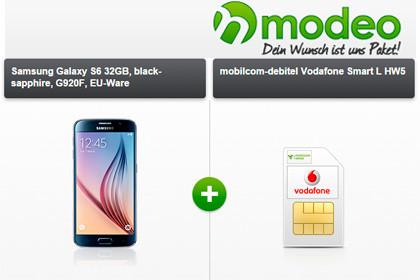 modeo Vodafone Smart L mit Top-Smartphone zum Sparpreis