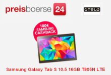 preisboerse24 Fan-Tarif mit Samsung Galaxy Tab S