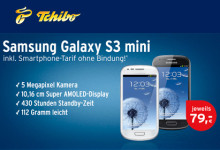 Tchibo Samsung Galaxy S3 mini