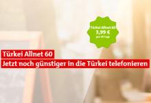 Türkei Allnet 60
