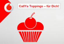 Vodafone CallYa Toppings