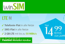 winSIM LTE M