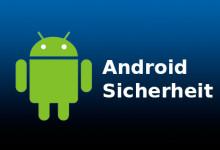 Android Sicherheit