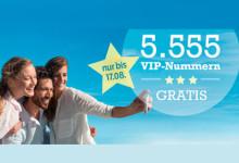 blau.de VIP-Nummern