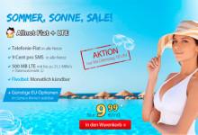 Deutschlandsim Sommersale Aktion