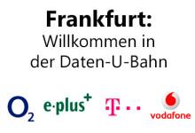 Frankfurt: Willkommen in der Daten-U-Bahn