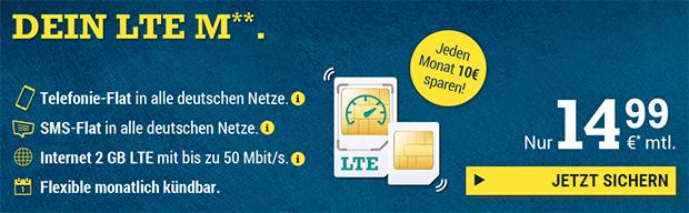 McSIM - Tarif LTE M
