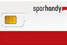 Sparhandy bietet Smartphone-Tarif für 5,95 Euro
