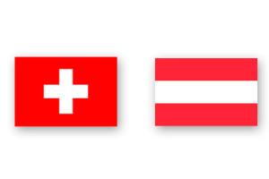 Österreich und der Schweiz