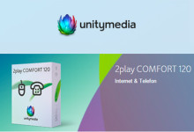 Unitymedia 2play COMFORT 120