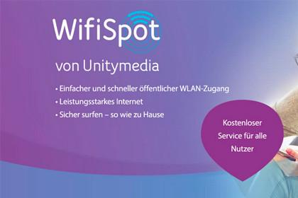 Unitymedia baut Gratis-WLAN