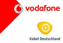 Vodafone und Kabel Deutschland