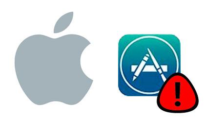 Apple AppStore Warning