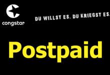 Congstar Postpaid