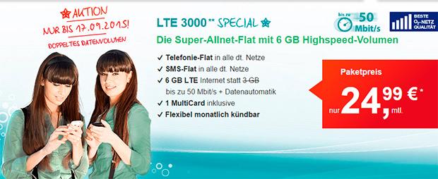 helloMobil LTE 3000 Special