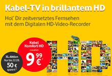 Kabel Deutschland - TV Komfort HD Kabel
