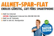 klarmobil: Allnet-Spar-Flat