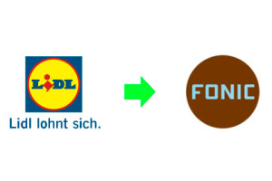 LIDL Mobil und Fonic