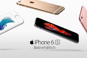 mobilcom-debitel iPhone 6s