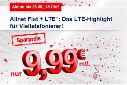Samply Allnet-Flat LTE
