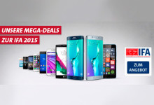 Sparhandy IFA 2015 Deals