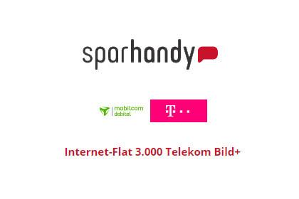 Sparhandy Internet-Flat 3000