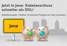 Tele Columbus versorgt Jena