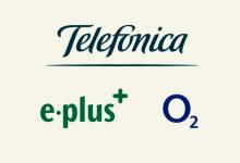 Telefonica, e-plus, o2