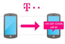 Telekom One Number