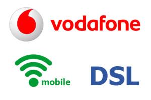 Vodafone Mobile und DSL