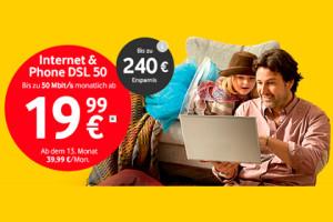 Vodafone VDSL Angebot