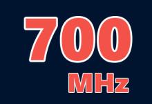 700 MHz