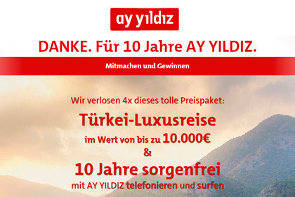 10 Jahre Ay Yildiz