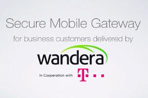 Deutsche Telekom und Wandera