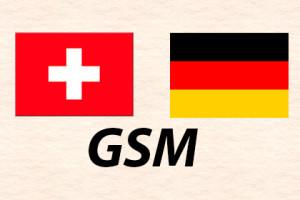 GSM Schweiz und Deutschland