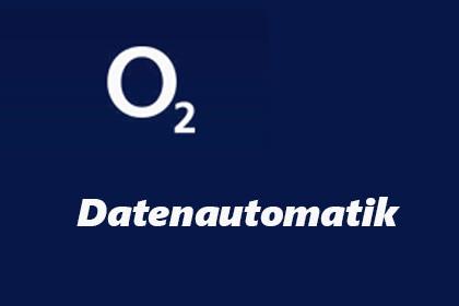 o2 Datenautomatik