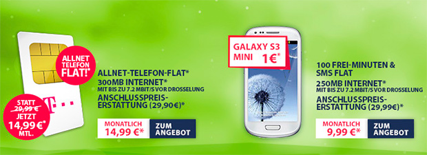 preisboerse24 Flat light 100 - Samsung Galaxy S3 Mini - Aktion